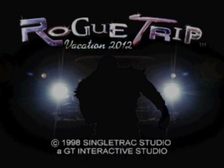 Rogue Trip: Vacation 2012