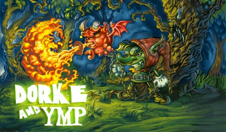 Dorke And Imp для Super Nintendo