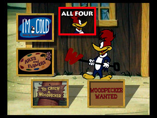 Woody Woodpecker and Friends Volume Two
