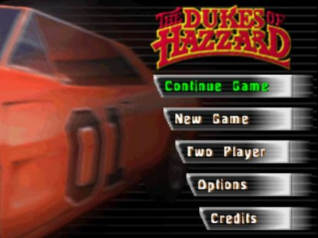 Dukes of Hazzard: Racing for Home, The