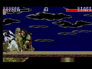 MK и Sega Master System