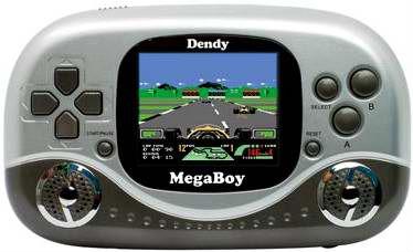 Dendy Portable Mega Boy