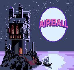 Почти забытый мячик NES