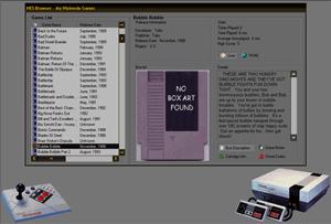 Эмуляторы NES