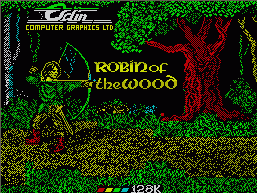 Robin Of The Wood [ZX]