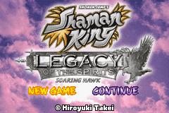 Shaman King: Legacy of the Spirits – Soaring Hawk