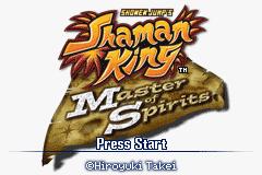 Shaman King: Master of Spirits