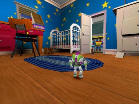 Disney's Toy Story 2 - Buzz Lightyear to the Rescue