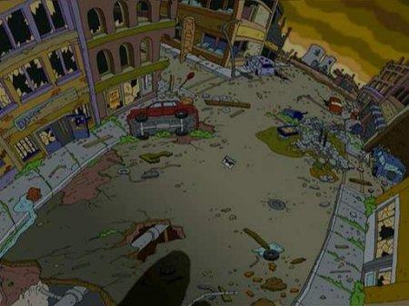 Симпсоны отсылка к Resident Evil 2