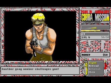 Cobra Mission: Panic in Cobra City