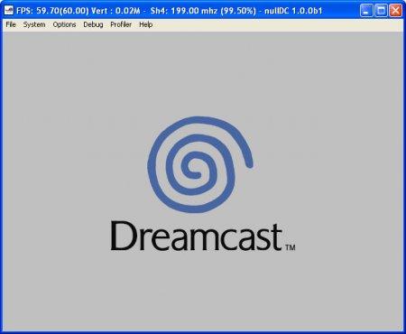 Эмаляция Dreamcast