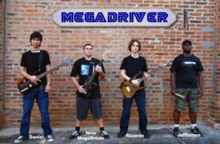 MegaDriver или музыка из игр, версия 2.0, на порядок улучшенная.