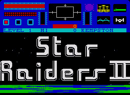STAR RIDERS II [ZX]