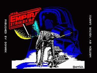 Star Wars, Empire Strikes Back [ZX]