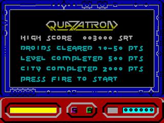 Quazatron [ZX]