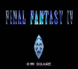Final Fantasy IV (II)
