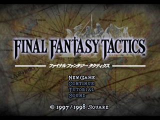 Final Fantasy Tactics Series