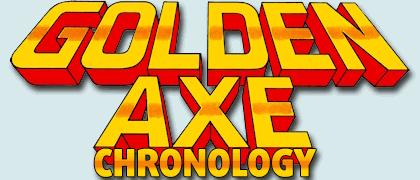 Golden Axe Chronology