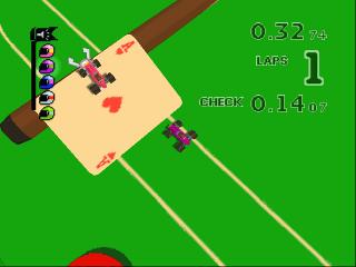 Micro mashine 64: Шестидесятичетырехкратное удовольствие!
