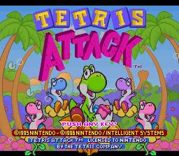 Tetris Atack