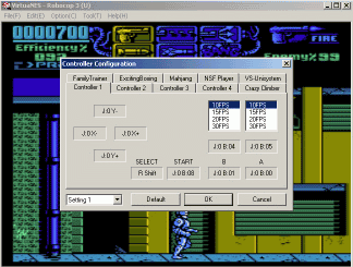 Эмуляция Dendy (NES)