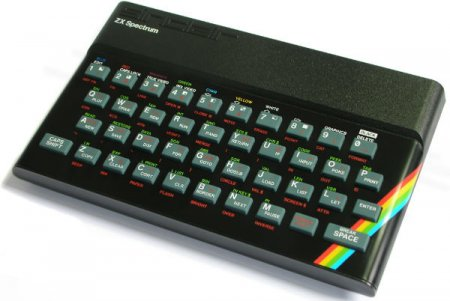 ZX Spectrum 48 Kb Forever!