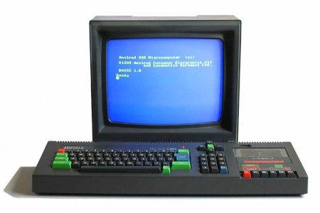 Эмуляция компьютера Amstrad CPC