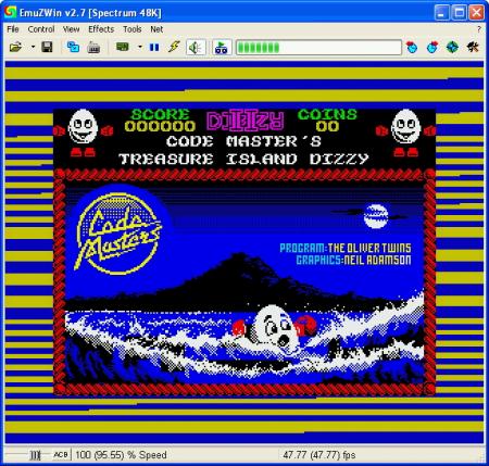Эмулятор EmuZWin 2.7