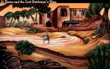 Al Emmo and the Lost Dutchman's Mine