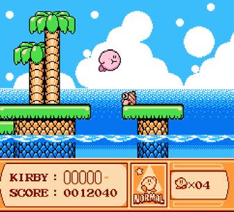 Kirby's Adventure: от Попопо Белого до Кирби Розового