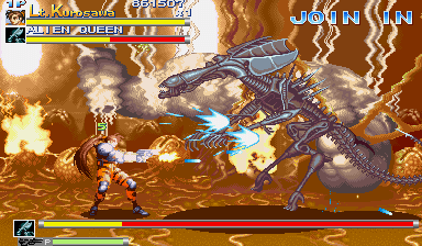 Alien vs Predator (1994) [Arcade]