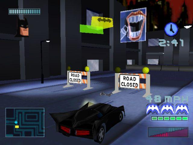 Batman Gotham City Racer 187 Pscd Ru приставочные игры