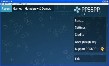 PPSSPP 1.0