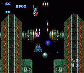 Blazing Lazers [PC Engine]