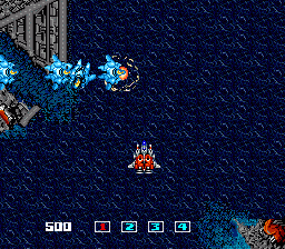 Image Fight [PC Engine]