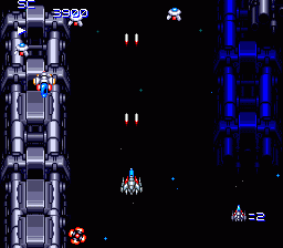 Super Star Soldier [PC Engine]