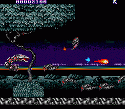 Tenseiryuu: Saint Dragon [PC Engine]