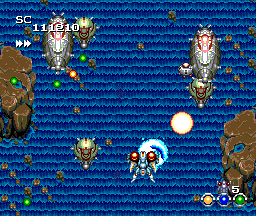 Spriggan [PC Engine]