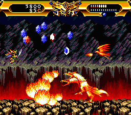 Lords Of Thunder [PC Engine CD]
