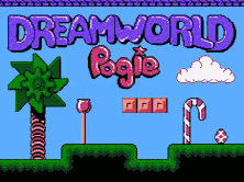 DREAMWORLD POGIE