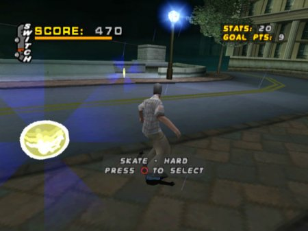 Tony Hawk's Pro Skater (Tony Hawk's Skateboarding)