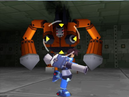 Mega Man Legends 2 (Rockman DASH 2)