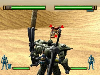 Frame Gride [Dreamcast]