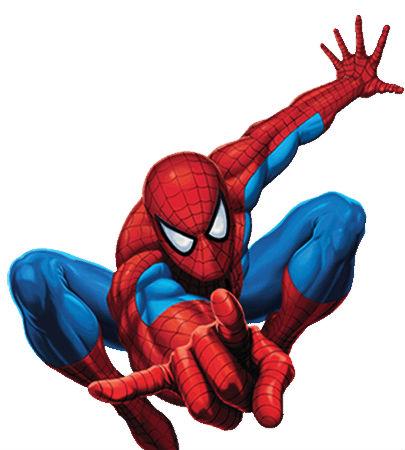 Spider-Man в сетях славы