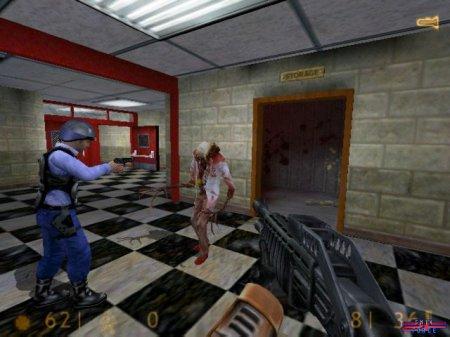 Half-Life [Dreamcast] (Как устранить проблемы с управлением и избежать других проблем)