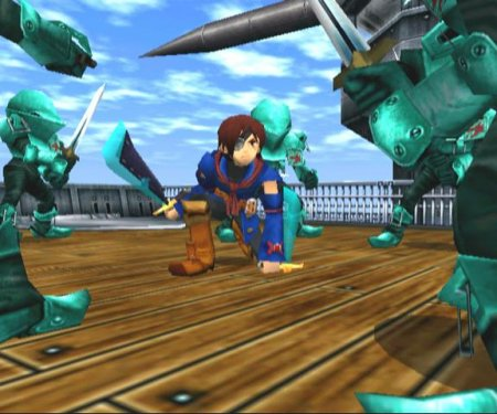 Skies of Arcadia [Dreamcast]
