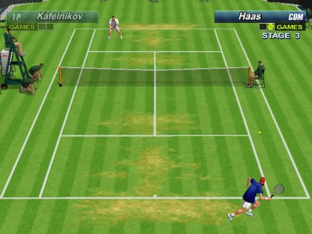 Virtua Tennis 2 (Tennis 2K2 / Power Smash 2)