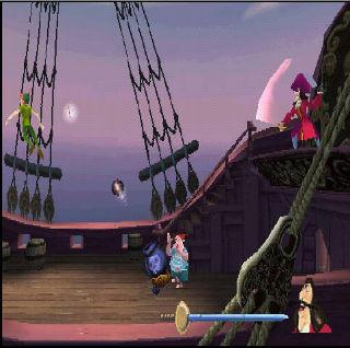 Disney's Peter Pan in Return to Neverland