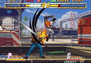 Fatal Fury: Mark of the Wolves (Garou: Mark of the Wolves)