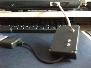 Подключение джойстика от PlayStation к Sega MegaDrive / Genesis